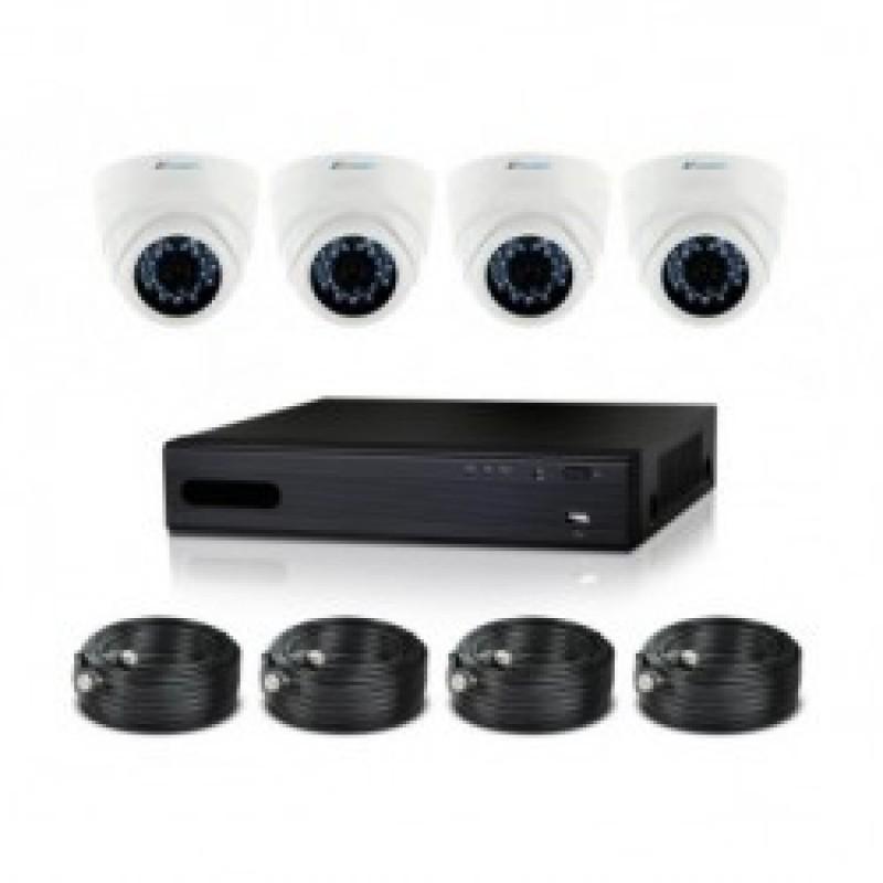 Skræm tyven væk med videoovervågning