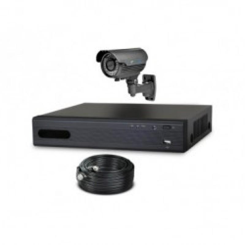 Overvej kameraovervågning både inde og ude